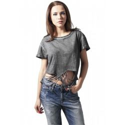 CAMISETA CUTTED CROPPED